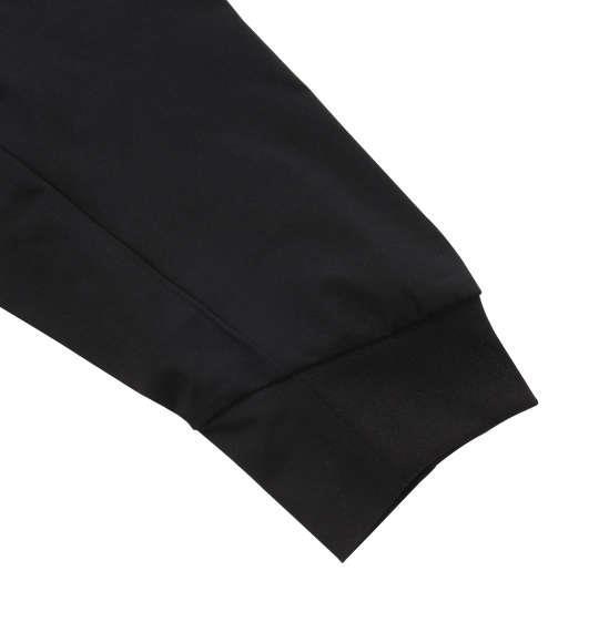 大きいサイズ メンズ DESCENTE タフクロスフーデッドジャケット ブラック 1178-8301-2 3L 4L 5L 6L