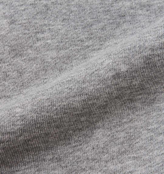 大きいサイズ メンズ RUSTY 裏毛フルジップパーカー 長袖 パーカー モクグレー 1168-8350-1 3L 4L 5L 6L