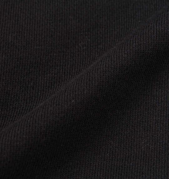 大きいサイズ メンズ RUSTY 裏毛フルジップパーカー 長袖 パーカー ブラック 1168-8350-2 3L 4L 5L 6L