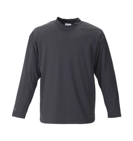 大きいサイズ メンズ adidas golf ジオメトリックレイヤードB.Dシャツ レッド × ブラック 1178-8330-1 4XO 5XO 6XO 7XO
