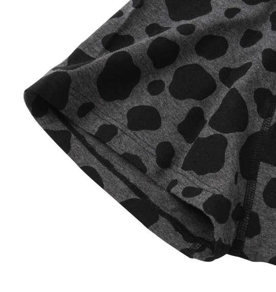 大きいサイズ メンズ OUTDOOR PRODUCTS ブラックパターン ボクサーパンツ 下着 肌着 インナー 前開き ボクサー パンツ ブラック ダルメシアン 1149-8343-1 3L 4L 5L 6L
