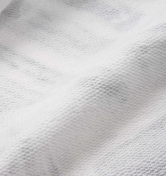 大きいサイズ メンズ RIMASTER 裏毛 フォ ト総柄 プルパーカー 長袖 パーカー ホワイト 1158-8361-1 3L 4L 5L 6L 8L