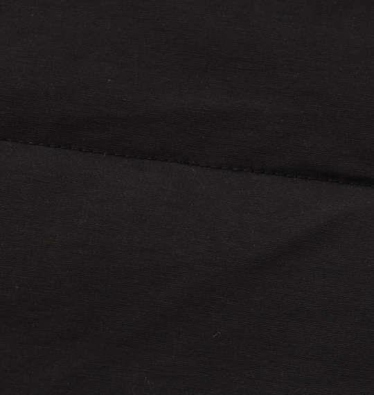 大きいサイズ メンズ H by FIGER 中綿ベスト ブラック 1163-8301-2 3L 4L 5L 6L 8L
