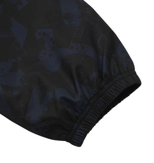 大きいサイズ メンズ UMBRO CU.フーデッド ラインジャケット スポーツ アウター ジャケット ジャンパー ネイビー 1176-8300-1 3L 4L 5L 6L