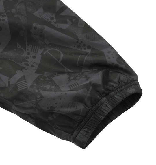 大きいサイズ メンズ UMBRO CU.フーデッド ラインジャケット スポーツ アウター ジャケット ジャンパー ブラック 1176-8300-2 3L 4L 5L 6L