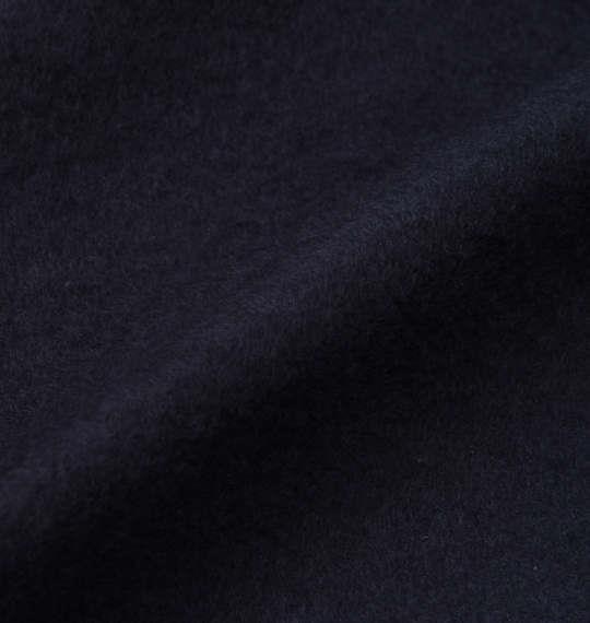 大きいサイズ メンズ PeKo&PoKo 裏起毛クルートレーナー ネイビー 1178-8390-1 3L 4L 5L 6L 8L