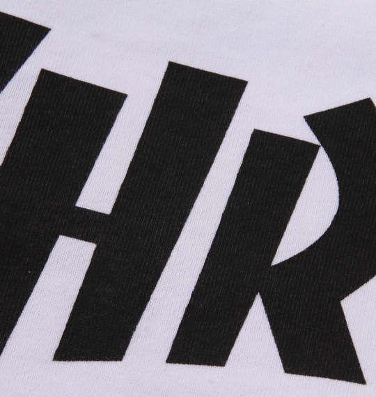 大きいサイズ メンズ THRASHER ポケット付長袖Tシャツ ホワイト 1178-8600-1 3L 4L 5L 6L 8L
