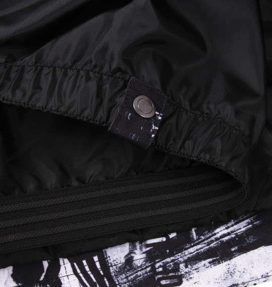 大きいサイズ メンズ nima スノーボード ジャケット スノボー スノボーウェア フォト × ブラック デニム 1156-8320-1 3L 5L 7L