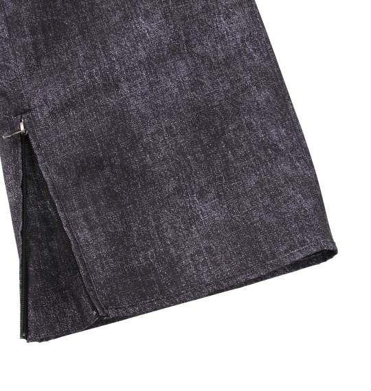 大きいサイズ メンズ nima スノーボード パンツ スノボー スノボーウェア ブラック デニム 1156-8322-3 3L 5L 7L