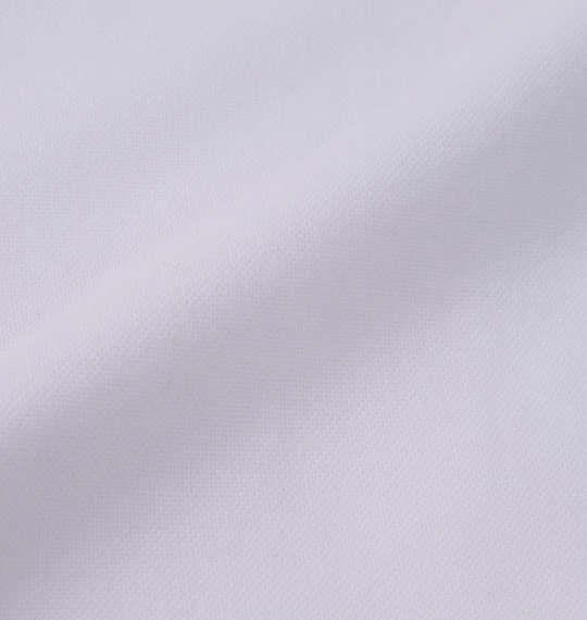大きいサイズ メンズ H by FIGER ストレッチ オックス 長袖 シャツ ボタンダウンシャツ 長袖シャツ ホワイト 1167-8352-1 3L 4L 5L 6L 8L