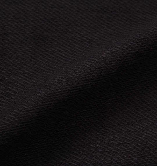 大きいサイズ メンズ SEVEN2 プルパーカー トレーナー 長袖 パーカー ブラック 1168-8301-2 3L 4L 5L 6L