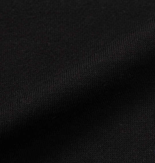 大きいサイズ メンズ ONE PIECE 裏起毛 クルーネック トレーナー 長袖  ブラック 1168-8360-2 3L 4L 5L 6L 8L