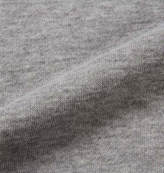 大きいサイズ メンズ ONE PIECE 裏起毛 プルパーカー 長袖 パーカー モクグレー 1168-8361-1 3L 4L 5L 6L 8L