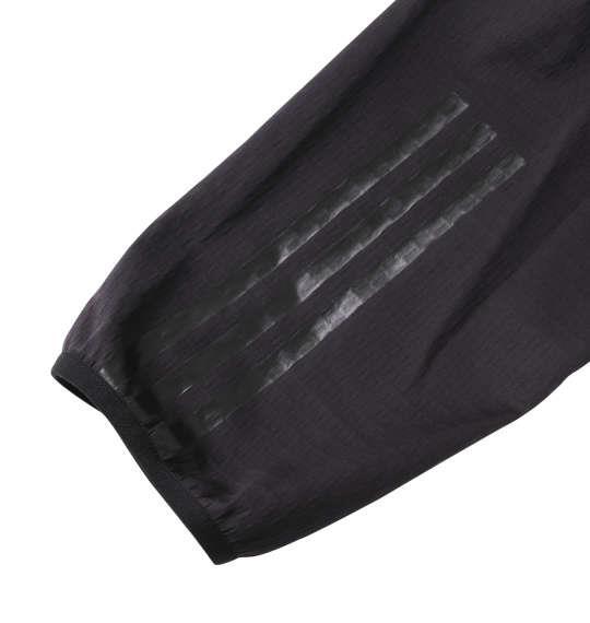 大きいサイズ メンズ adidas golf ディタッチャブル ジャケット アウター ブラック 1173-8350-2 4XO 5XO 6XO 7XO