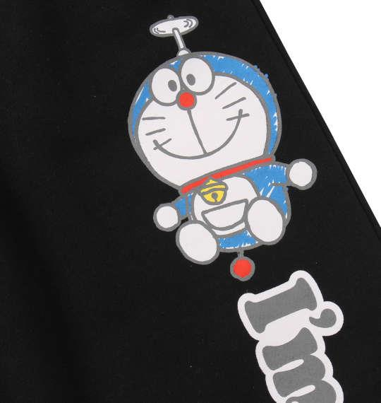 大きいサイズ メンズ I'm Doraemon 裏起毛 スウェットパンツ ボトムス ズボン パンツ ブラック 1174-8310-2 3L 4L 5L 6L 8L