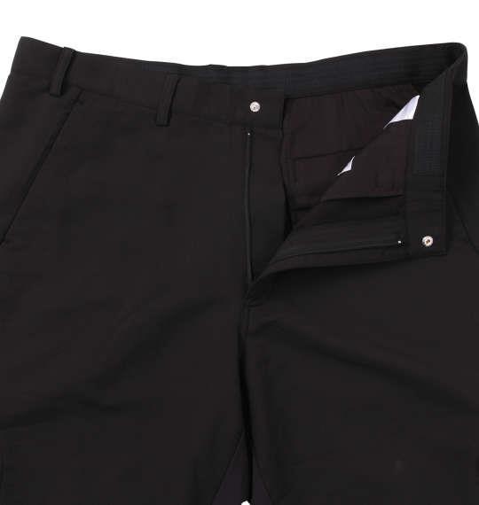 大きいサイズ メンズ adidas golf コンビネーション ストレッチパンツ ボトムス ズボン パンツ ブラック 1174-8360-2 100 105 110 115 120 130