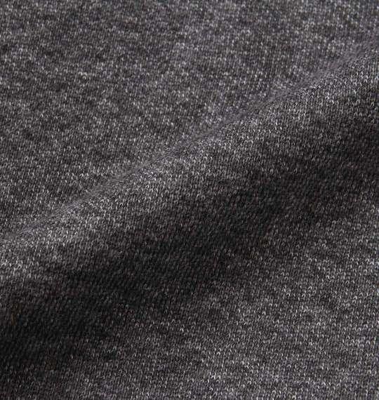 大きいサイズ メンズ UMBRO CU.ウォーム スウェット フーデッドジャケット 長袖 アウター ジャケット ジャンパー モクチャコール 1176-8302-1 3L 4L 5L 6L