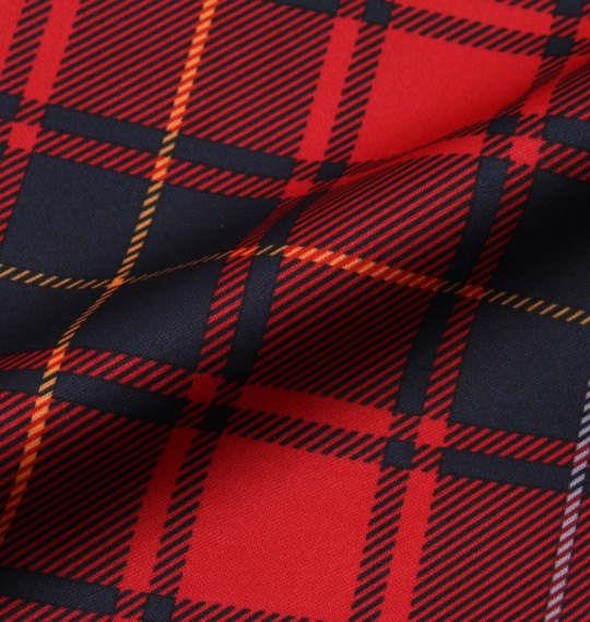 大きいサイズ メンズ FILA GOLF ボンディング チェックパンツ ボトムス ズボン パンツ レッド × ネイビー 1174-8305-2 100 105 110 115 120 130