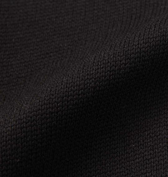 大きいサイズ メンズ BETTY BOOP ニットフリーススタジャンパーカー ブラック 1178-8635-2 3L 4L 5L 6L
