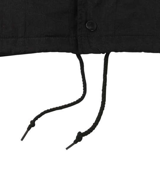 大きいサイズ メンズ LUCPY ナイロン コーチジャケット アウター ジャケット ブラック 1153-8321-2 3L 4L 5L 6L