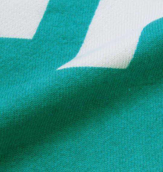 大きいサイズ メンズ b-one-soul ロゴ 総柄 クルーネック スウェット 長袖 ブルー 1158-8666-2 3L 4L 5L 6L