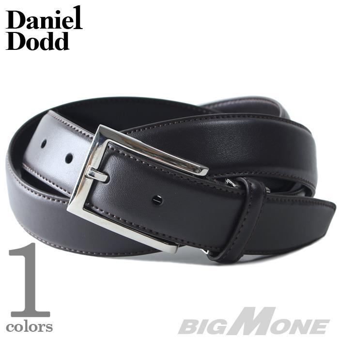 大きいサイズ メンズ DANIEL DODD ビジネス レザー ロング ベルト ロングサイズ azbl-061l