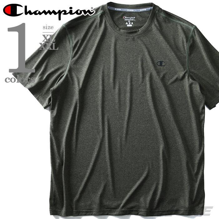 大きいサイズ メンズ Champion チャンピオン 半袖 Tシャツ スポーツ 半袖Tシャツ USA 直輸入 to766