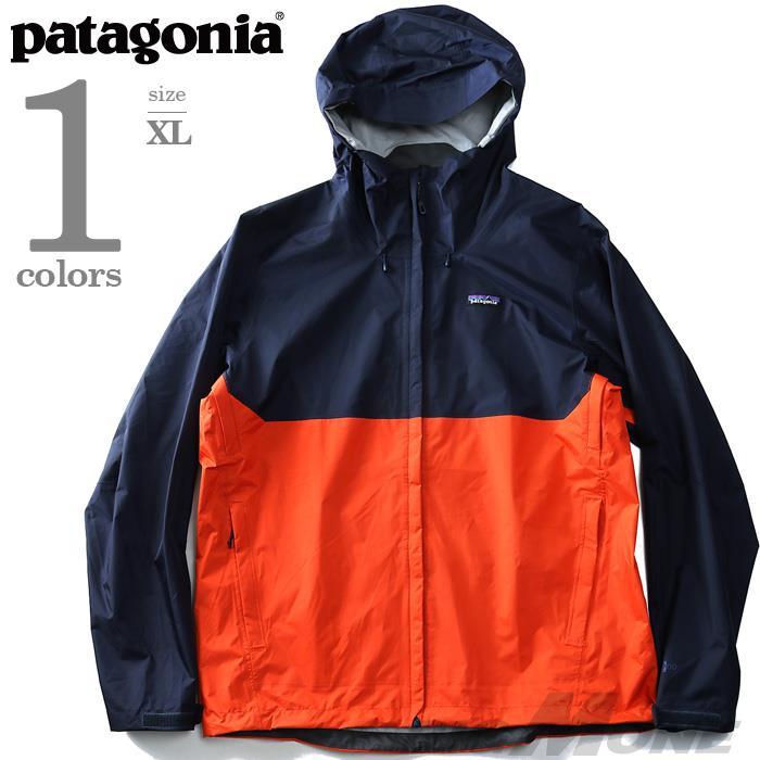 大きいサイズ メンズ PATAGONIA パタゴニア ジャケット アウター トレントシェル ジャケット USA 直輸入 83802