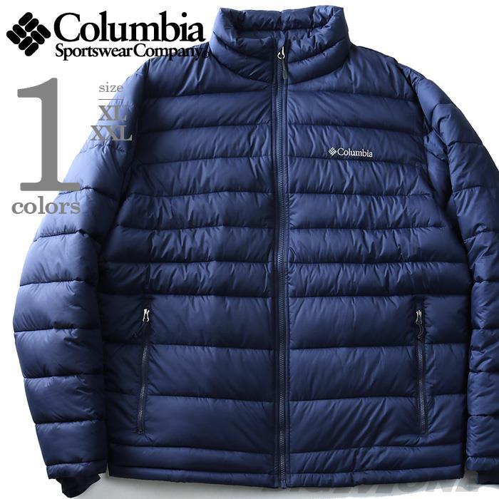 大きいサイズ メンズ Columbia コロンビア ジャケット アウター 中綿ジャケット USA 直輸入 xm5032