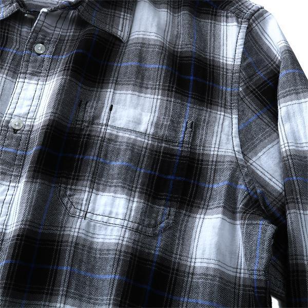 ブランドセール 【大きいサイズ】【メンズ】CALVIN KLEIN JEANS(カルヴァンクラインジーンズ) 長袖チェックシャツ【USA直輸入】41j9124