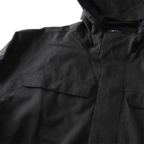 大きいサイズ メンズ THE NORTH FACE ザ ノース フェイス フード付 ジャケット アウター デザインジャケット USA 直輸入 nf0a2rfyks7