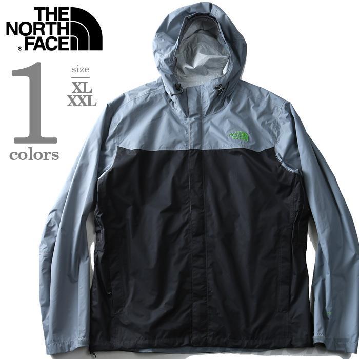 大きいサイズ メンズ THE NORTH FACE ザ ノース フェイス ジャケット アウター フード付 ナイロンジャケット USA 直輸入 nf0a3jpmv3t