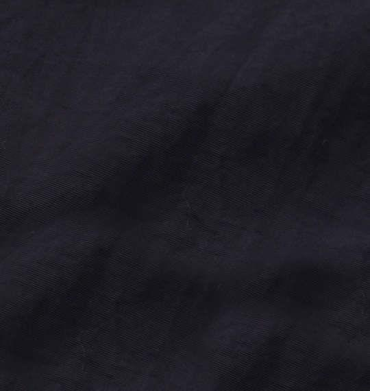 大きいサイズ メンズ MODISH GAZE パーカー ナイロン 切替 アノラックパーカー ネイビー 1153-8371-1 3L 4L 5L 6L