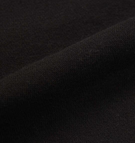大きいサイズ メンズ Majestic ハーフジッププルパーカー ブラック 1178-8660-2 3L 4L 5L 6L