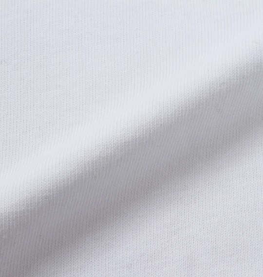 大きいサイズ メンズ VANS 長袖Tシャツ ホワイト 1178-8680-1 3L 4L 5L 6L