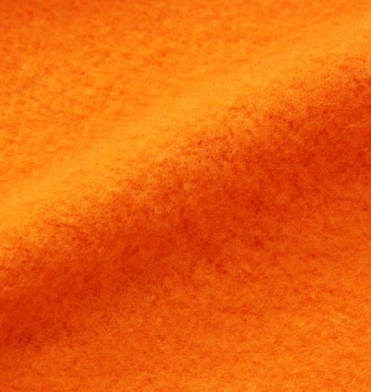 大きいサイズ メンズ VANS プルパーカートレーナー オレンジ 1178-8681-1 3L 4L 5L 6L