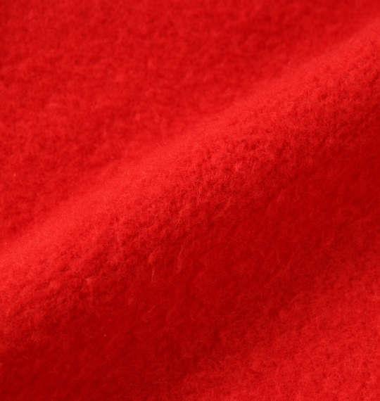 大きいサイズ メンズ RealBvoice BIG LOGOプルパーカー レッド 1178-8641-1 3L 4L 5L 6L