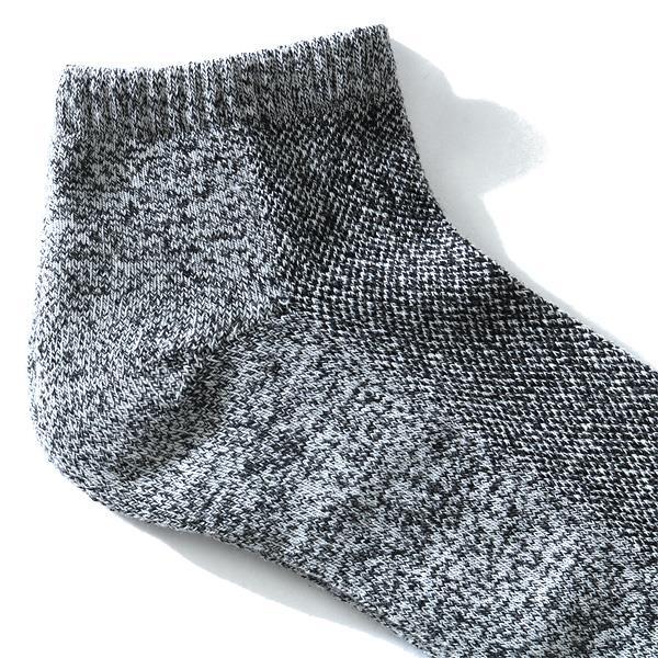 大きいサイズ メンズ DANIEL DODD ソックス 抗菌防臭 スニーカーソックス 靴下 azsk-17502