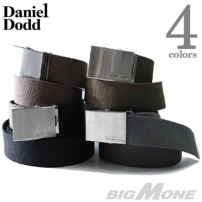 大きいサイズ メンズ DANIEL DODD GI ベルト ロングサイズ 秋冬 新作 azcl-18dd11