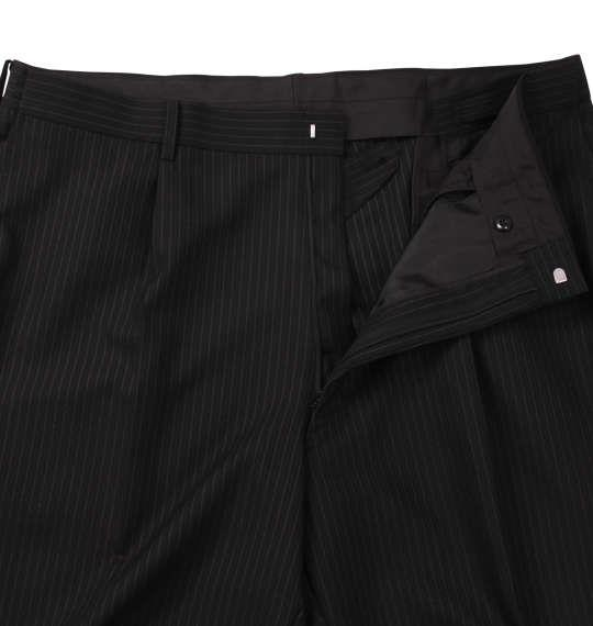 大きいサイズ メンズ MICHIKO LONDON KOSHINO シングル 2ツ釦 スーツ ブラック 1152-8301-1 4L 5L 6L 7L 8L