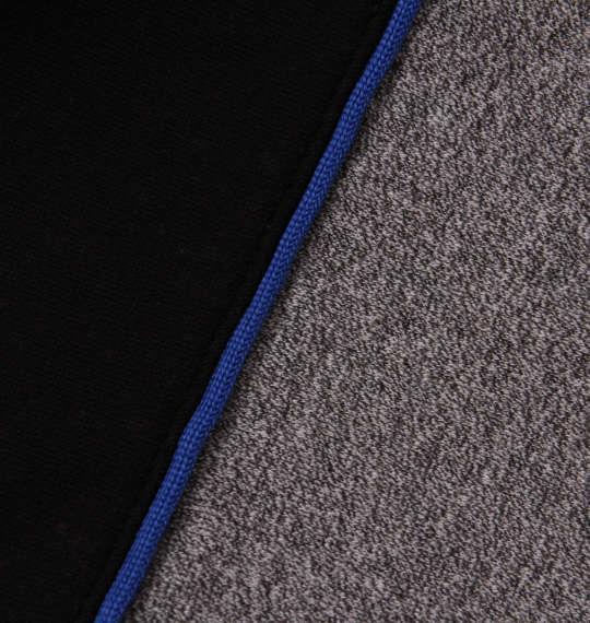 大きいサイズ メンズ OUTDOOR PRODUCTS 裏起毛 クルーネック トレーナー 長袖 グレー 撚り杢 1158-8351-2 3L 4L 5L 6L 8L