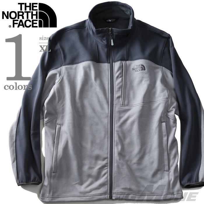 大きいサイズ メンズ THE NORTH FACE ザ ノース フェイス ジャケット アウター フルジップジャケット USA 直輸入 nf00cp3ydyx