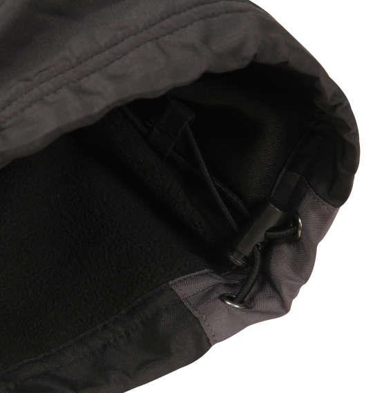 大きいサイズ メンズ LOTTO 裏 フリース ブレーカー 上下セット セットアップ スポーツ ブラック 1176-8360-2 3L 4L 5L 6L