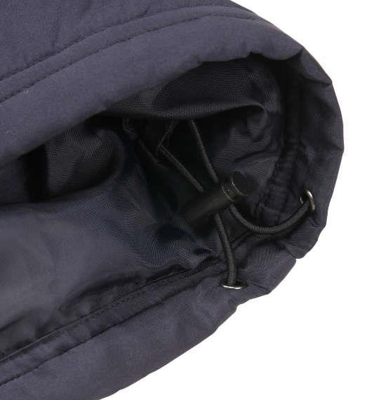 大きいサイズ メンズ LOTTO 中綿 ブレーカー 上下セット セットアップ スポーツ ネイビー 1176-8361-1 3L 4L 5L 6L