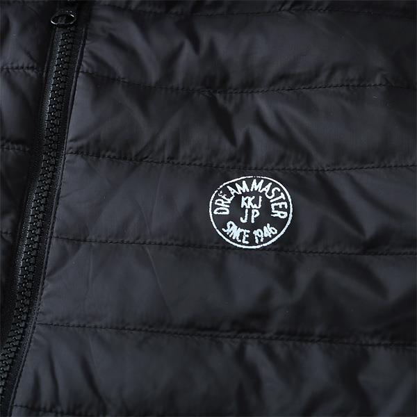 大きいサイズ メンズ DREAM MASTER ドリームマスター ジャケット アウター ライダースダウンジャケット dm-his6630