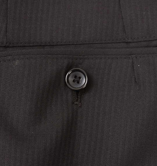大きいサイズ メンズ Mc.S.P ウォッシャブル ツータック パンツ ボトムス ズボン ブラック 1174-9151-1 105 110 115 120 130 140 150 160