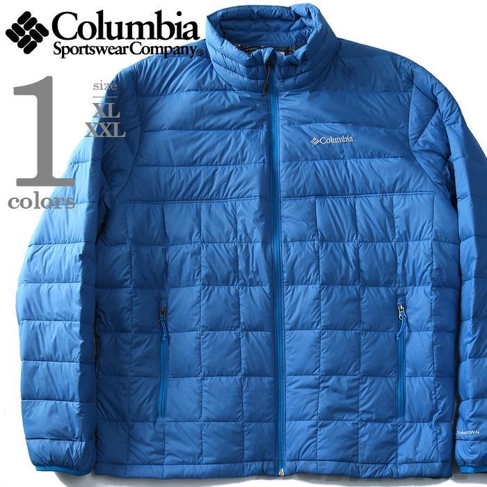 大きいサイズ メンズ Columbia コロンビア ジャケット アウター ダウンジャケット USA 直輸入 xo0380