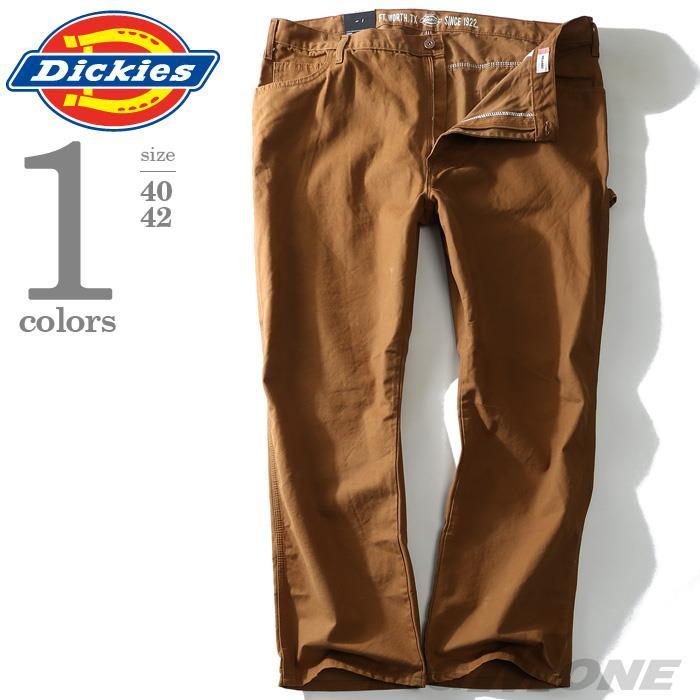 大きいサイズ メンズ Dickies ディッキーズ ボトムス パンツ ズボン ストレー トダックジーンズ リラックスフィット USA 直輸入 du250rbd
