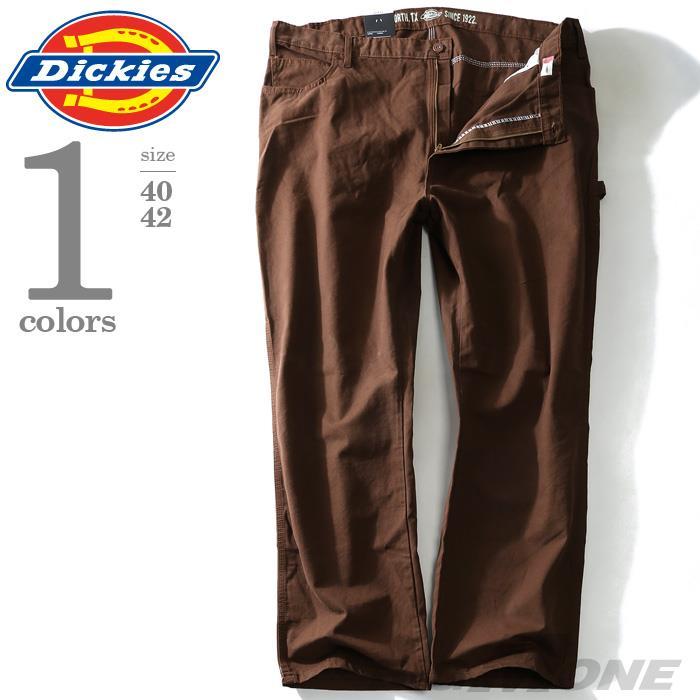 大きいサイズ メンズ Dickies ディッキーズ ボトムス パンツ ズボン ストレートダックジーンズ リラックスフィット USA 直輸入 du250rtb
