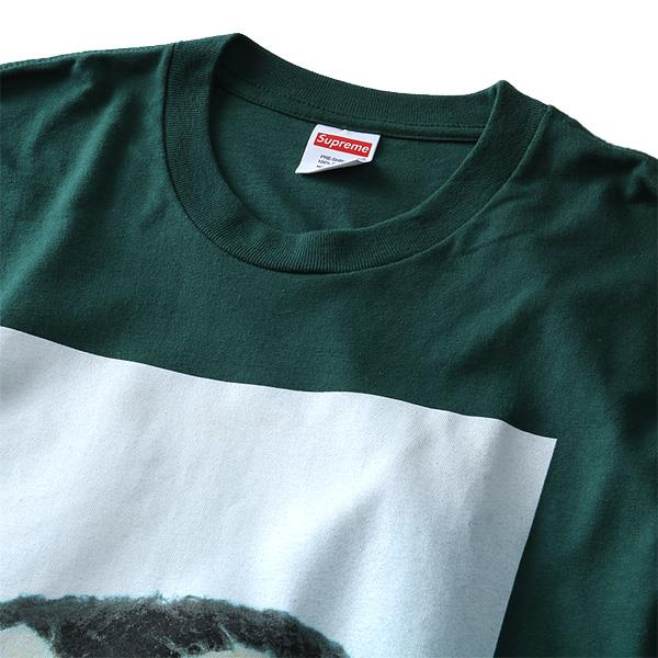 大きいサイズ メンズ SUPREME シュプリーム プリント ロングTシャツ USA 直輸入 fw18t11